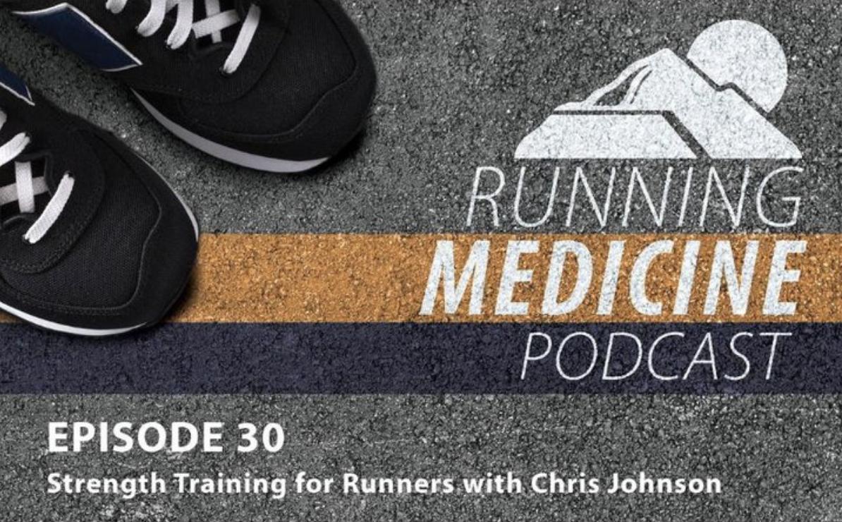 Running medicine podcast